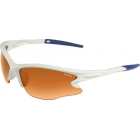 Maxx HD Envy Sunglasses (White/ Blue) - Tennis Accessories