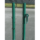 Har-Tru Advantage External-Wind Post - Tennis Court Equipment