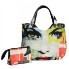 40 Love Courture Vegas Charlotte Tote - Designer Tennis Bags - Luxury Fabrics and Ultimate Functionality
