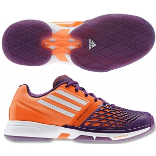 Prince Women's T24 Tennis Shoes (Black/ Purple) from Do It Tennis