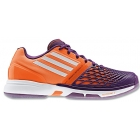 Adidas Women's CC adiZero Tempaia III Tennis Shoes (Orange /Purple /White) - Adidas Tennis Shoes