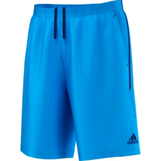 Adidas Men's Ultimate Woven Shorts (Solar Blue)