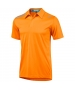 Adidas Men's ClimaChill Polo (Solar Zest) - Men's Tops Polo Shirts Tennis Apparel