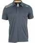 Adidas Men's ClimaChill Polo (Onix) - Adidas Men's Apparel Tennis Apparel