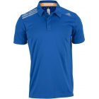 Adidas Men's ClimaChill Polo (Blue) - Clearance Sale