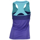 Adidas Response Tank (Purple/ Navy/ Teal) - Adidas Women's Apparel Tennis Apparel