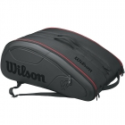 Wilson Federer Super DNA 12 Pack Tennis Bag - Wilson Federer Tennis Bags