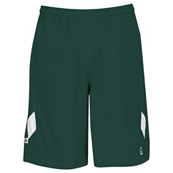 DUC Fierce Men's 9.5 Tennis Shorts (Pine)