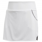 Adidas Junior Girls Club Tennis Skirt (White) - Clearance Sale! Discount Prices on Kids' Tennis Gear