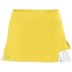 DUC Flirt Women's Tennis Skirt (Gold) - DUC