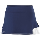 DUC Flirt Women's Tennis Skirt (Navy)  - DUC Team Tennis Apparel