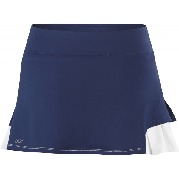DUC Flirt Women's Tennis Skirt (Navy)