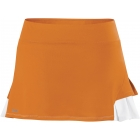 DUC Flirt Women's Tennis Skirt (Orange) - DUC
