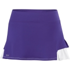 DUC Flirt Women's Tennis Skirt (Purple) - DUC