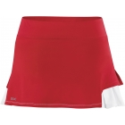 DUC Flirt Women's Tennis Skirt (Red) - DUC Women's Apparel Tennis Apparel