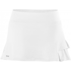DUC Flirt Women's Tennis Skirt (White) - DUC