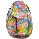 Jet Flower Power White Knock Off Backpack - Jet Jet Knock Off Tennis Bags