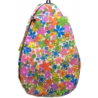 Jet Flower Power White Large Sling - Jet Large Tennis Bags