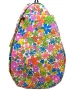 Jet Flower Power White Large Sling - Tennis Bags on Sale