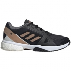 Adidas Women's aSMC Stella McCartney Barricade Tennis Shoes (Core Black/Copper Metallic/Orbit Gray) - Shop the Best Selection of Tennis Shoes for Any Court Surface