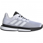 Adidas Men's SoleMatch Bounce Tennis Shoe (White/Core Black) - Adidas Shoe Sale. Save on New Shoes for the Family