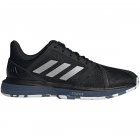 Adidas Men's CourtJam Bounce Multicourt Tennis Shoes (Core Black/Silver Metallic/Tech Ink) - Types of Tennis Shoes