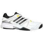 Adidas Men's Response Shoes (Wht/ Blk/ Ylw) - Tennis Shoe Brands