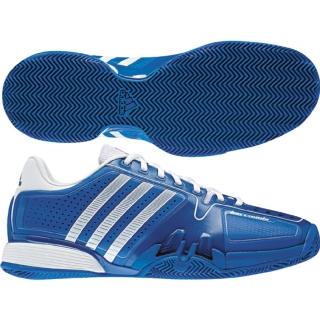 Adidas Barricade 7 Men S Clay Tennis Shoes Prime Blue Running