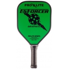 Pro-Lite Enforcer Graphite Paddle (Green) - Tennis Court Equipment