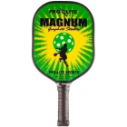 Pro-Lite Magnum Graphite Stealth Paddle (Green) - Tennis Court Equipment