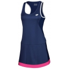 Lotto Women's Piper Dress (Blue/ Pink) - Women's Dresses