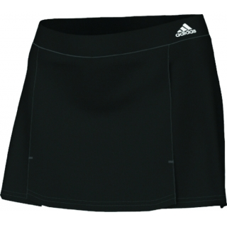Adidas Womens Galaxy Skort (Black/ White)