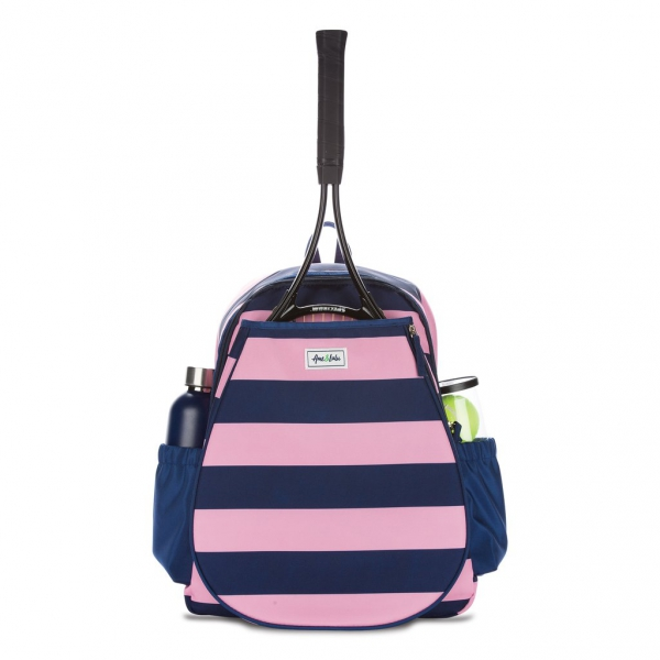Ame & Lulu Game On Tennis Backpack (Bubbly)