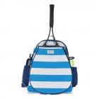 Ame & Lulu Game On Tennis Backpack (Splash) - Ame & Lulu Tennis Bags for Women