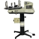 Gamma 6900 Els 2-PT SC Stringing Machine - Gamma Tennis Stringing Machines