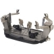 Gamma 6PT SC Suspension Mounting System (Quick Action Clamp) - Gamma Tennis Stringing Machines