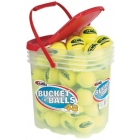 Gamma Bucket-O-Balls Pressureless Tennis Balls -