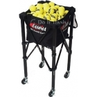 Gamma EZ Travel Cart 150 Ballhopper - Gamma Tennis Ballhoppers