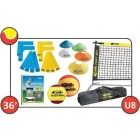 Gamma First Set 36' Court Kit - Tennis For Kids