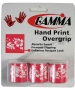 Gamma Hand Print Floral Overgrip 3-Pack - Gamma Over Grips