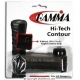 Gamma Hi-Tech Contour - Absorbent Replacement Grips