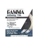 Gamma Infinity 15Lg (Set) - Hybrid and 1/2 Sets Tennis String