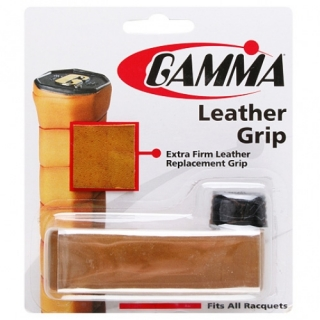 Gamma Leather Grip