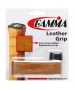 Gamma Leather Grip - Tacky Replacement Grips