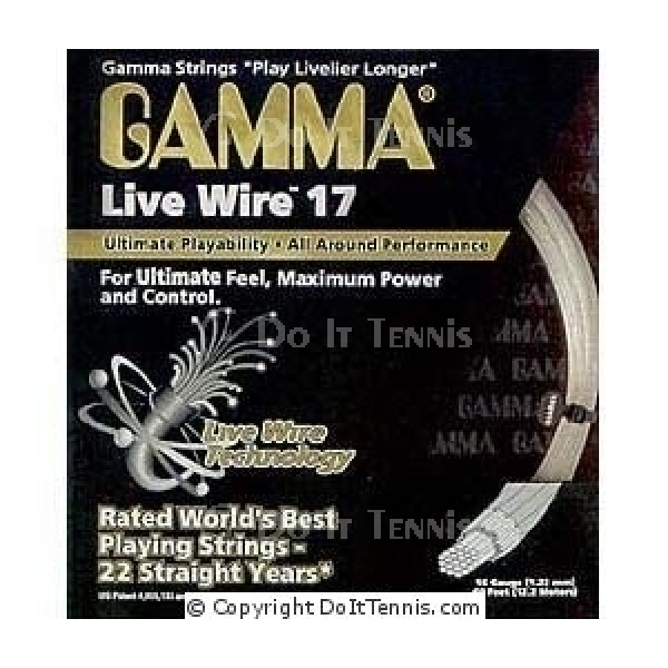 Gamma Live Wire 17g (Set)