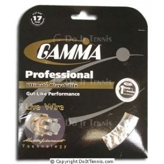 Gamma Live Wire Professional 17g (Set)