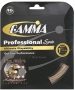 Gamma Live Wire Professional Spin 16g (Set) - Gamma Multi-Filament String