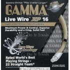 Gamma Live Wire XP 16g (Set) - Tennis String