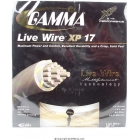 Gamma Live Wire XP 17g (Set) - Gamma Multi-Filament String