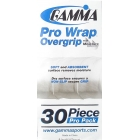Gamma Pro Wrap 30-Pack - Absorbent Over Grips